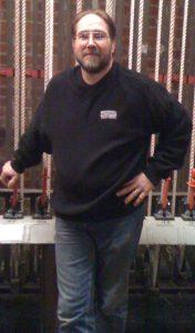 John DeLong headshot, experienced certified rigging